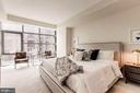 Large Master Bedroom - 7171 WOODMONT AVE #301, BETHESDA