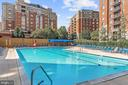 Community Swimming Pool - 3800 FAIRFAX DR #1014, ARLINGTON