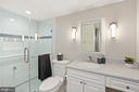 Hall Bath - 3800 FAIRFAX DR #1014, ARLINGTON