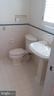 Full bath on second floor. - 239 W MARKET ST, LEESBURG