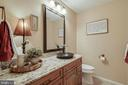 Powder Room - 16731 TINTAGEL CT, DUMFRIES
