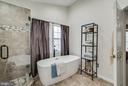 Master Bath - 16731 TINTAGEL CT, DUMFRIES