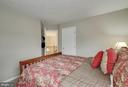 3rd Bedroom - 16731 TINTAGEL CT, DUMFRIES