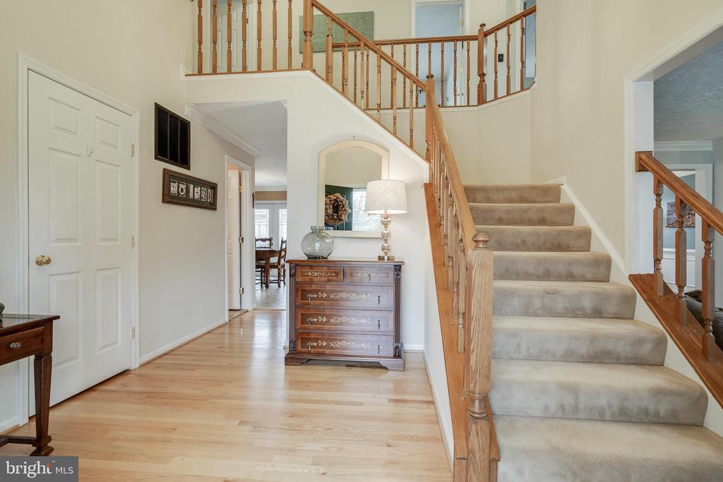 Foyer - 16731 TINTAGEL CT, DUMFRIES