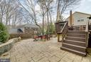 Patio & Deck - 16731 TINTAGEL CT, DUMFRIES