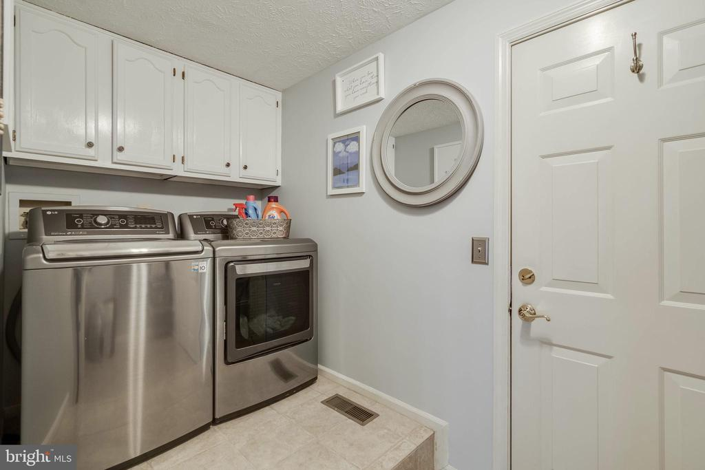 Laundry Room - 16731 TINTAGEL CT, DUMFRIES