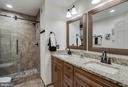 2nd Full Bath - 16731 TINTAGEL CT, DUMFRIES