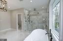Master Bathroom - 1916 RHODE ISLAND AVE, MCLEAN