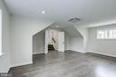 Bonus space/bedroom #5 - 1916 RHODE ISLAND AVE, MCLEAN
