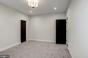 Lower level bedroom - 1916 RHODE ISLAND AVE, MCLEAN