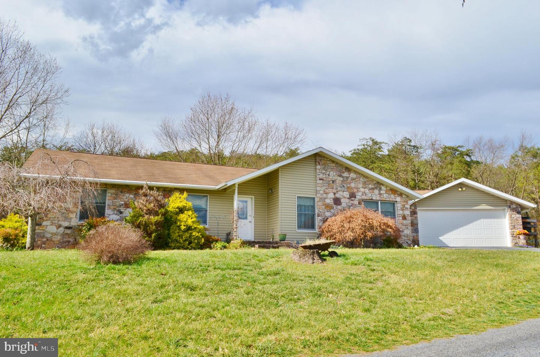 Single Family Homes のために 売買 アット Mount Jackson, バージニア 22842 アメリカ