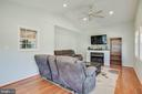 Large addition family room! - 4713 TALLAHASSEE AVE, ROCKVILLE