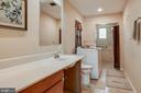 Main level Bath - 4713 TALLAHASSEE AVE, ROCKVILLE
