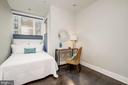 2nd Bedroom is on other end of unit (private!), - 340 ADAMS ST NE #104, WASHINGTON