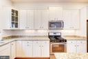 Gourmet Kitchen - 20673 HOLYOKE DR, ASHBURN