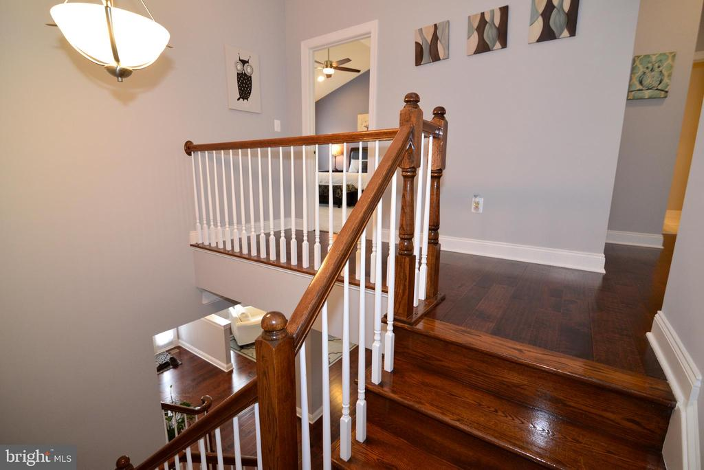 Landing on Bedroom Level - 22988 CHERTSEY ST, ASHBURN