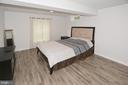 2nd Master bedroom in lower level - 25693 ARBORSHADE PASS PL, ALDIE