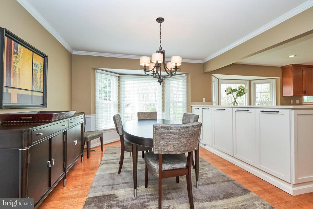 formal Dining Room - 13356 GLEN TAYLOR LN, HERNDON