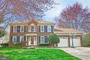 Brick Front Colonial - 13356 GLEN TAYLOR LN, HERNDON