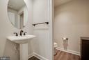 Basement Half Bath #2 - 23219 LUNAR HARVEST LN, ALDIE