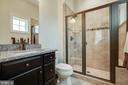 Main Level Full Bath - 23219 LUNAR HARVEST LN, ALDIE