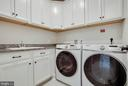 Main Level Laundry Room - 23219 LUNAR HARVEST LN, ALDIE