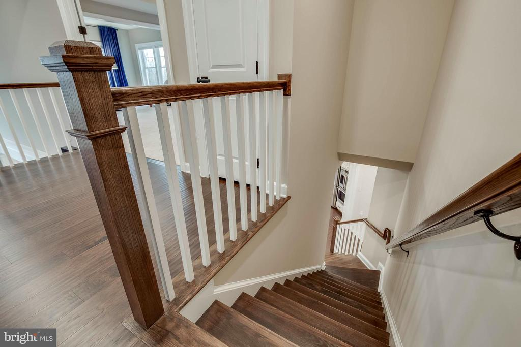 Aerial View from Upper Level Second StairCase - 23219 LUNAR HARVEST LN, ALDIE