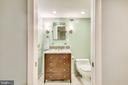 Renovated LL bathroom - 4722 30TH ST S, ARLINGTON