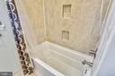 W/ a tiled shower - 4722 30TH ST S, ARLINGTON
