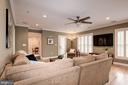 Another view of the family room - 6804 BROXBURN DR, BETHESDA