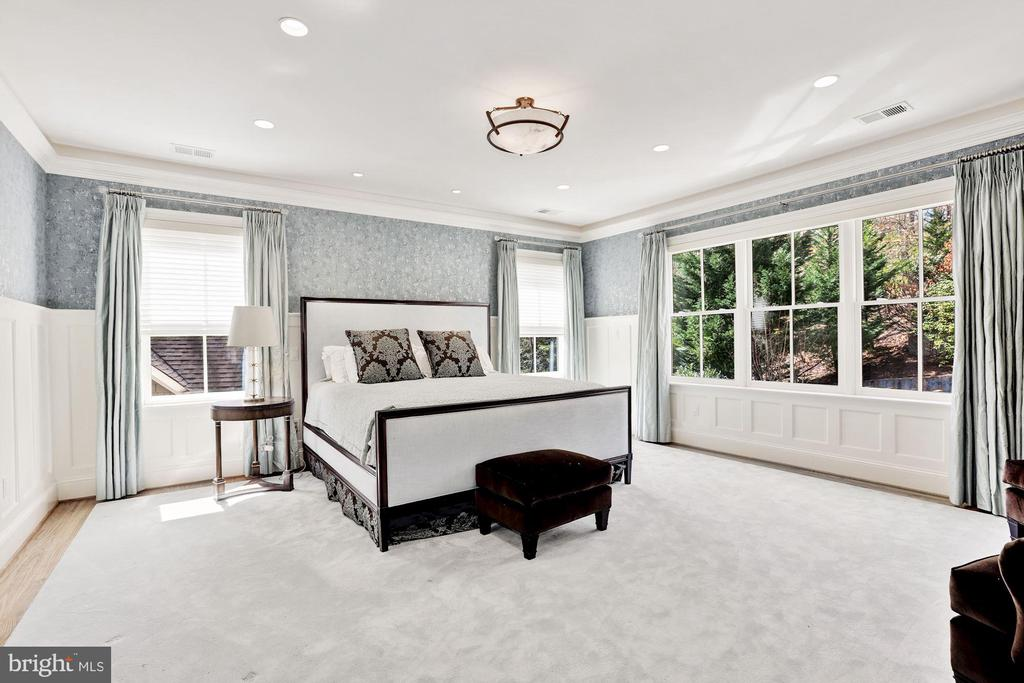 Expansive Master Suite with  Private Views - 2330 N VERMONT ST, ARLINGTON