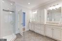 Master Bath with Separate  Shower - 2330 N VERMONT ST, ARLINGTON