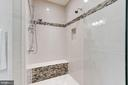 Oversized Shower w/ Multiple Heads & Rain  Shower - 2330 N VERMONT ST, ARLINGTON