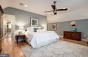 Owner's bedroom - 6804 BROXBURN DR, BETHESDA