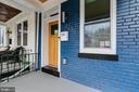 Front Porch - 1215 TRINIDAD AVE NE, WASHINGTON