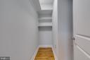 Walkin Closet - 1215 TRINIDAD AVE NE, WASHINGTON