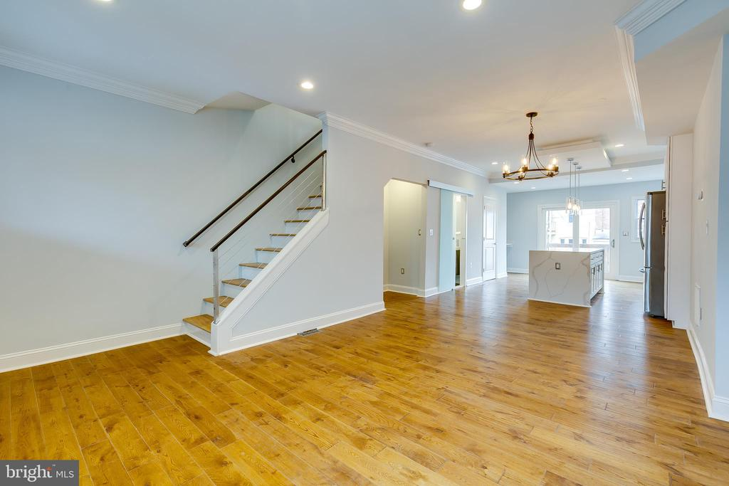 Opem Concept Floor plan - 1215 TRINIDAD AVE NE, WASHINGTON