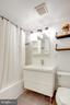 Updated Vanity - Toilet- Shower- Lots of Storage - 1948 KENNEDY DR #101, MCLEAN