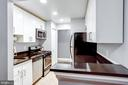 Recessed Lighting makes everything bright - 1948 KENNEDY DR #101, MCLEAN