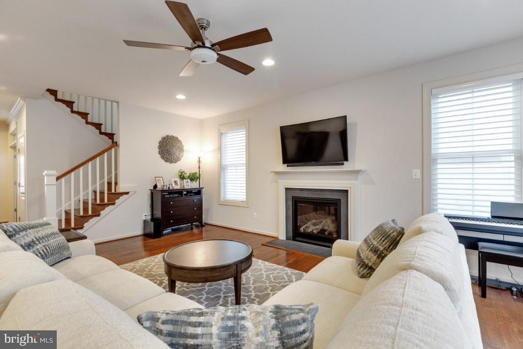 Great Room - 23578 PROSPERITY RIDGE PL, BRAMBLETON