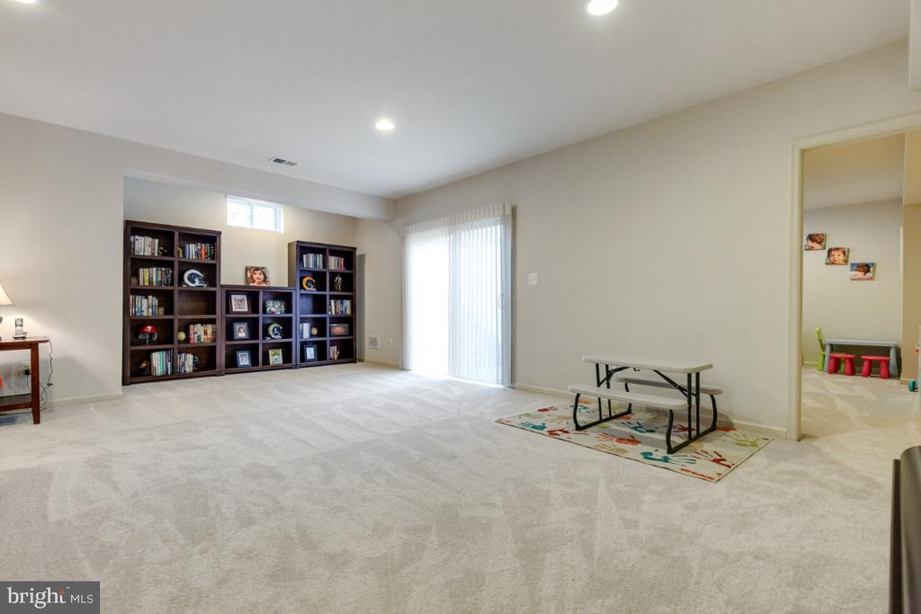 Rec Room - 23578 PROSPERITY RIDGE PL, BRAMBLETON