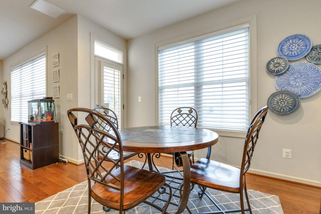 Breakfast Room - 23578 PROSPERITY RIDGE PL, BRAMBLETON