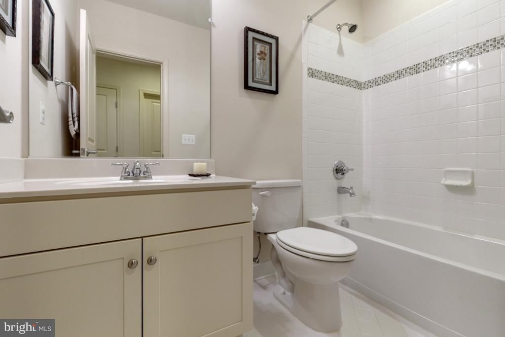 Full Bathroom Lower Level - 23578 PROSPERITY RIDGE PL, BRAMBLETON