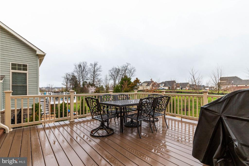 Great Custom Composite Deck - 23578 PROSPERITY RIDGE PL, BRAMBLETON
