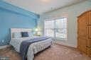 Lower level bedroom - 29 HEMPSTEAD LN, STAFFORD