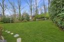 Expansive private backyard - 6804 BROXBURN DR, BETHESDA