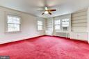 Master bedroom - 3715 BRADLEY LN, CHEVY CHASE