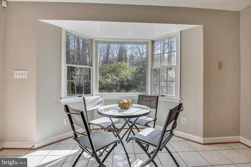 Breakfast Area - 1540 LIVE OAK DR, SILVER SPRING