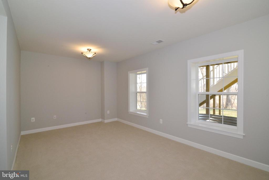 6th bedroom in basement - 55 STONE OAK PL, ROUND HILL