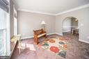 Living Room - 6126 MARINEVIEW RD, KING GEORGE